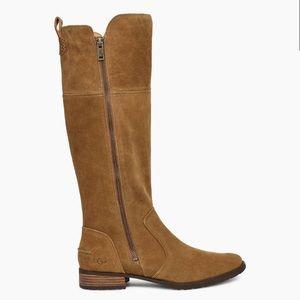 New UGG Chestnut Tall Sorensen Boots